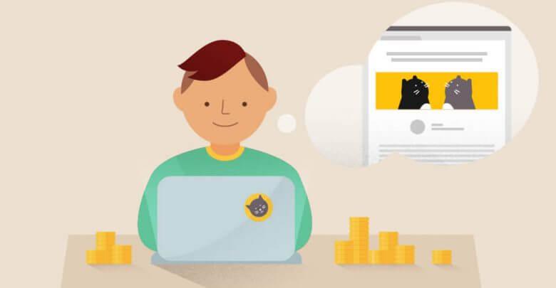 آموزش کسب درآمد از طریق وبلاگ
