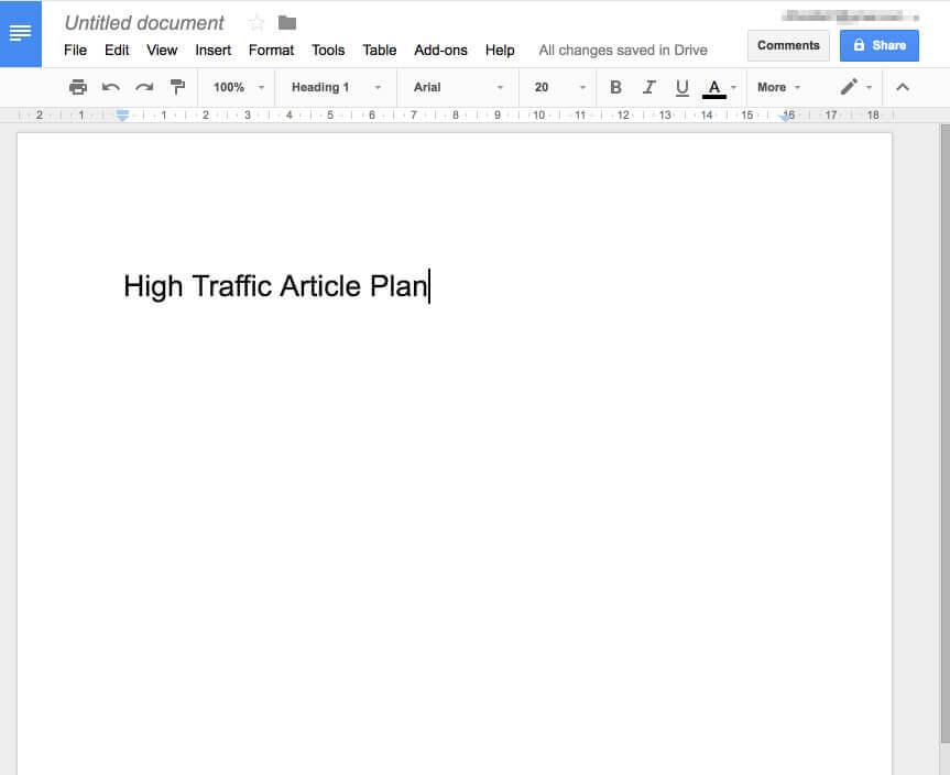 14-high-traffic-article-plan