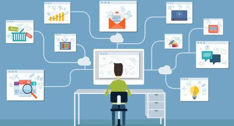 ایجاد کسب و کار اینترنتی