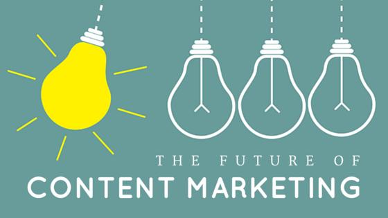 آینده بازاریابی محتوا