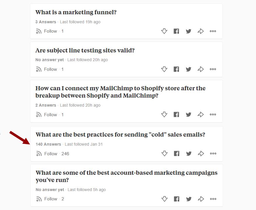 تحقیق کلمات کلیدی بازاریابی